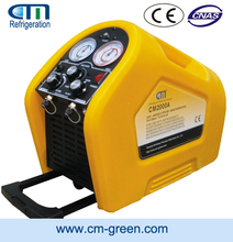 R134 R22 Portable Auto Refrigerant Recovery Recycling Machine/Unit car air condition service machine recharge CM2000/2000A/3000A