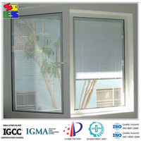 Pofessional China factory supplier modern durable octagon window shutters louvers shutters