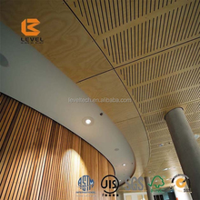 Sound Attenuation Panels MDF Wood Acoustic Boards Design System Soluation