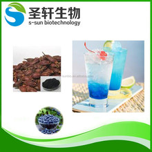 Food Pigment , Gardenia Blue Extract Powder/Gardenia blue for colorant,plant extract
