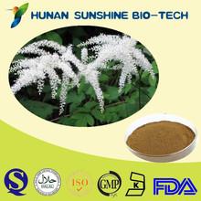 Powdered Black Cohosh Extract / Cimicifuga racemosa Root extract / 2.5% Triterpene Glycoside
