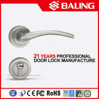 High Anti-Corrosive Mortise Lock Quality Material Lever Handle Lock Key Lock For Bedroom Y81235(SIN)