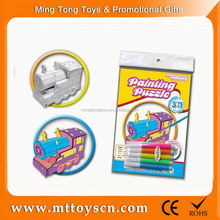 educational colorful painting toy for kid decoration painting