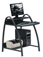 Low Price Stainless Steel Computer Standing Desk