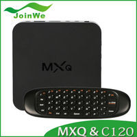 wholesale high quality full hd 1080 porn video smart tv box mxq with s805 android tv box mxq