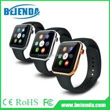android hand watch mobile phone,free hand watch mobile phone,cheapest wrist watch phone support bluetooth 4.0