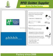 Custom Design Plastic RFID Business Smart Card 13.56Mhz, Cheap ID Card Supply