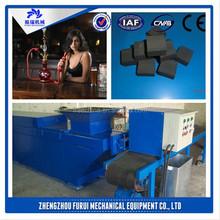Good quality shisha coal briquette making machine/shisha briquettes making machine