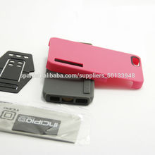 2014 al por mayorprecio de fábrica Marca DualPro silicon para el iphone 5 5s caja del teléfono