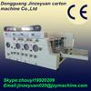 High speed automatic printing slotting die cutting machine/carton box making machine prices (jzy-1041)