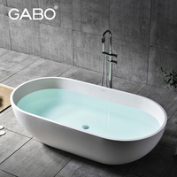 New idea creative heart shaped bathtub
