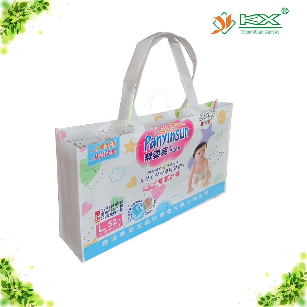 Cheap PP non woven wholesale reusable shopping bags factory