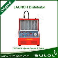 2014 Launch CNC602A fuel injector cleaner /injector launch key programming tool