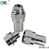 EK-LA thread rod locked screw hydraulic quick coupling/ quick connector