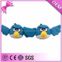 Mini hot sale custom plush toys animal stuffed bird