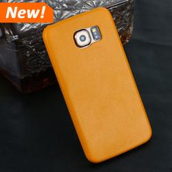 1:1 Original Design Official coque For Samsung S6 case for Samsung S6 case leather Cover For Samsung S6 cases