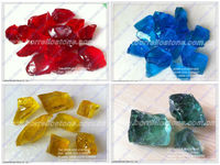 Decorative Crushed Glass For Craft
