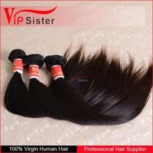 Unprocessed Sliky Straight Hair Malaysia Human Hair