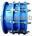 Gongyi ductile iron dismantling joints for PVC pipe