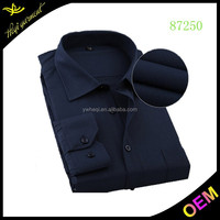 Long Sleeves Collar Clergy Latest Designs Shirt For Men