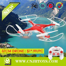 2015 SPECIAL OFFER LH-X10 37CM BIG 2.4G 6-AXIS RC DRONE & GUARD