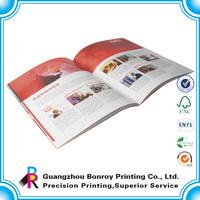 Low Cost Cheap Interior Wallpaper Catalogue Printing