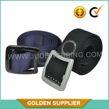 Bulk military canvas belt with Aluminum alloy buckle