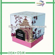 Popular custom candle boxes,paper candle boxes,cardboard candle boxes