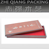 Excellent wooden package box for sale