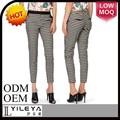 el precio de fábrica de estilo moderno chica pantalones apretados