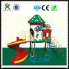 China Cheap Fiberglass Playground Outdoor for Sale (QX-070E)
