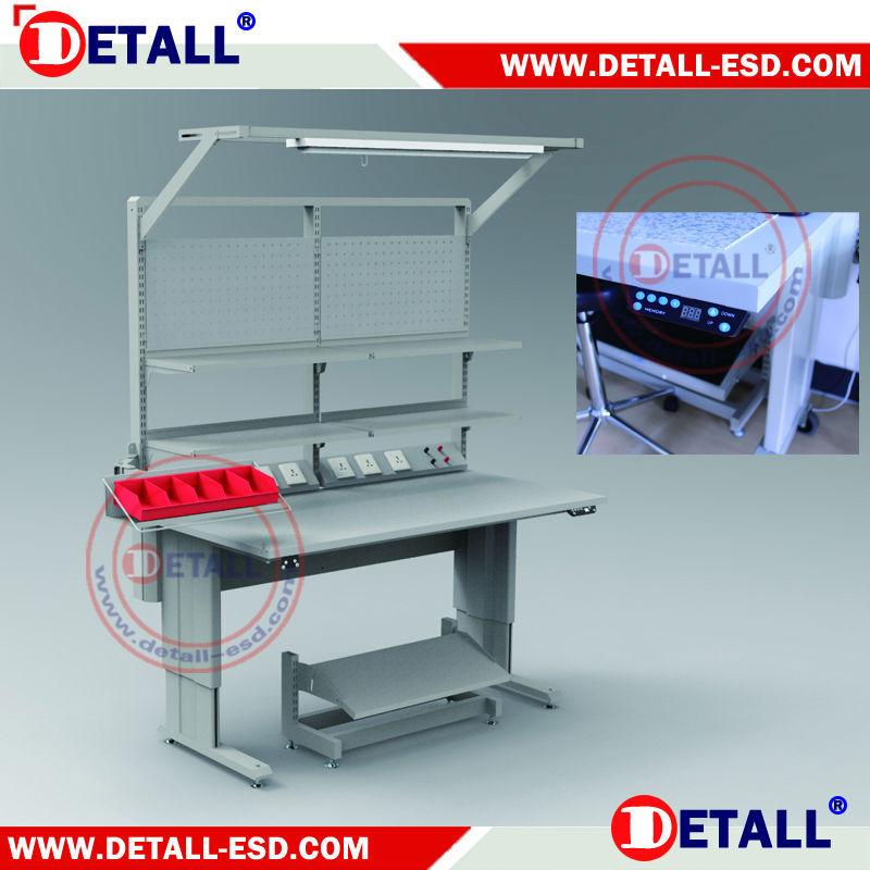 Esd Work Station Electronic Workstation Modular Design - Buy Esd Work