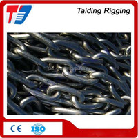 Factory price steel welded G80 link chain