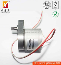 10mm length gearbox high speed 540rpm 12v dc massager motor with gearbox