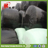 Well protected against UV silage wrap film/forage stretch film/hay bale wrapping film