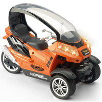 4 channel 1:10 rc motorcycle best christmas gift