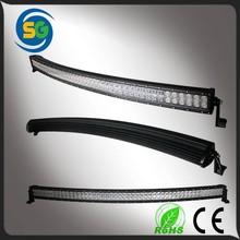 High performance 288w 50'' curved led light bar