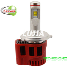 NEW Upgrade More Stable and Reliable Super bright P6 4500LM Car LED Driving Light H4