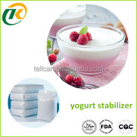high quality HALAL and FDA certified gelatin based yogurt stabilizer from 14 years experience factory