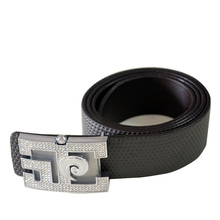 Unique design cow leather perfume men belts