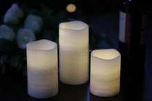halloween decoration flameless real wax led candles holiday led candles