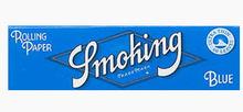 Smoking Rolling Paper Standard Blue Deluxe 50