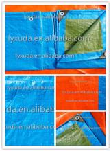 fire retardant hdpe sheet waterproof fabric pe tarpaulin manufacturer