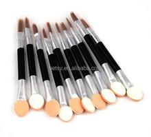 lip and eyeshadow brush