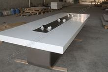 Contemporary modern office furniture/Modern Office Boardroom Conference Table