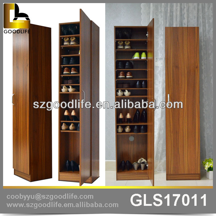 Living Room Wooden Tall Shoe Cabinet Buy Tall Shoe