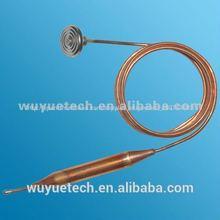 alibaba venta al por mayor de alta superior termostato capilar para termostática del radiador válvula de control