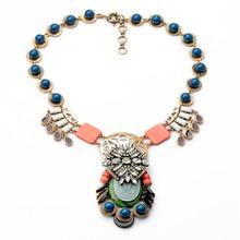 Wholesale Jewelry Brand New Arrived Bohemian Necklace Jewelery N11044