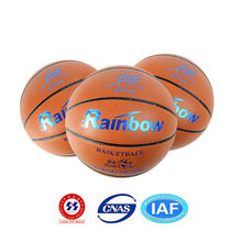 cheap leather basketballs for trainning