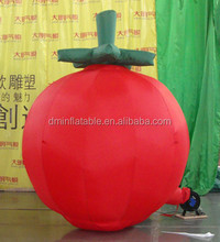 hot sale PVC inflatable fruit model for advertising/inflatable fruit